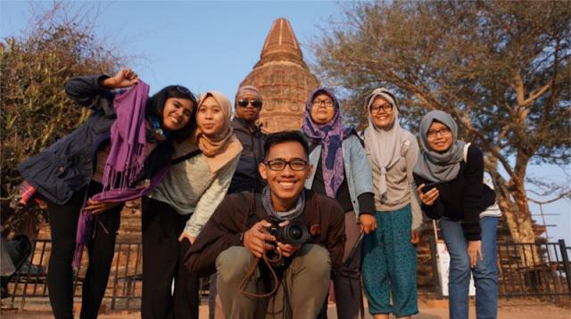 Pagoda Buledi Bagan, Myanmar