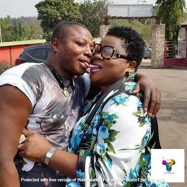 Mercy Aseidu And Husband Share Joy As They Welcome New Baby
