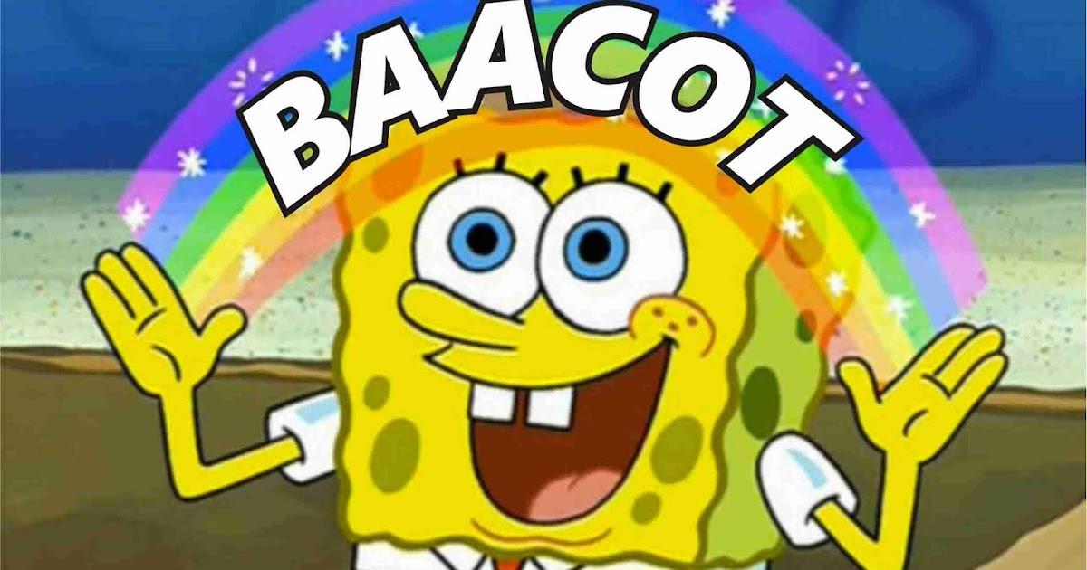 Mentahan Meme Spongebob Lucu Bacot dan Polosan  Gambar Lucu Terbaru