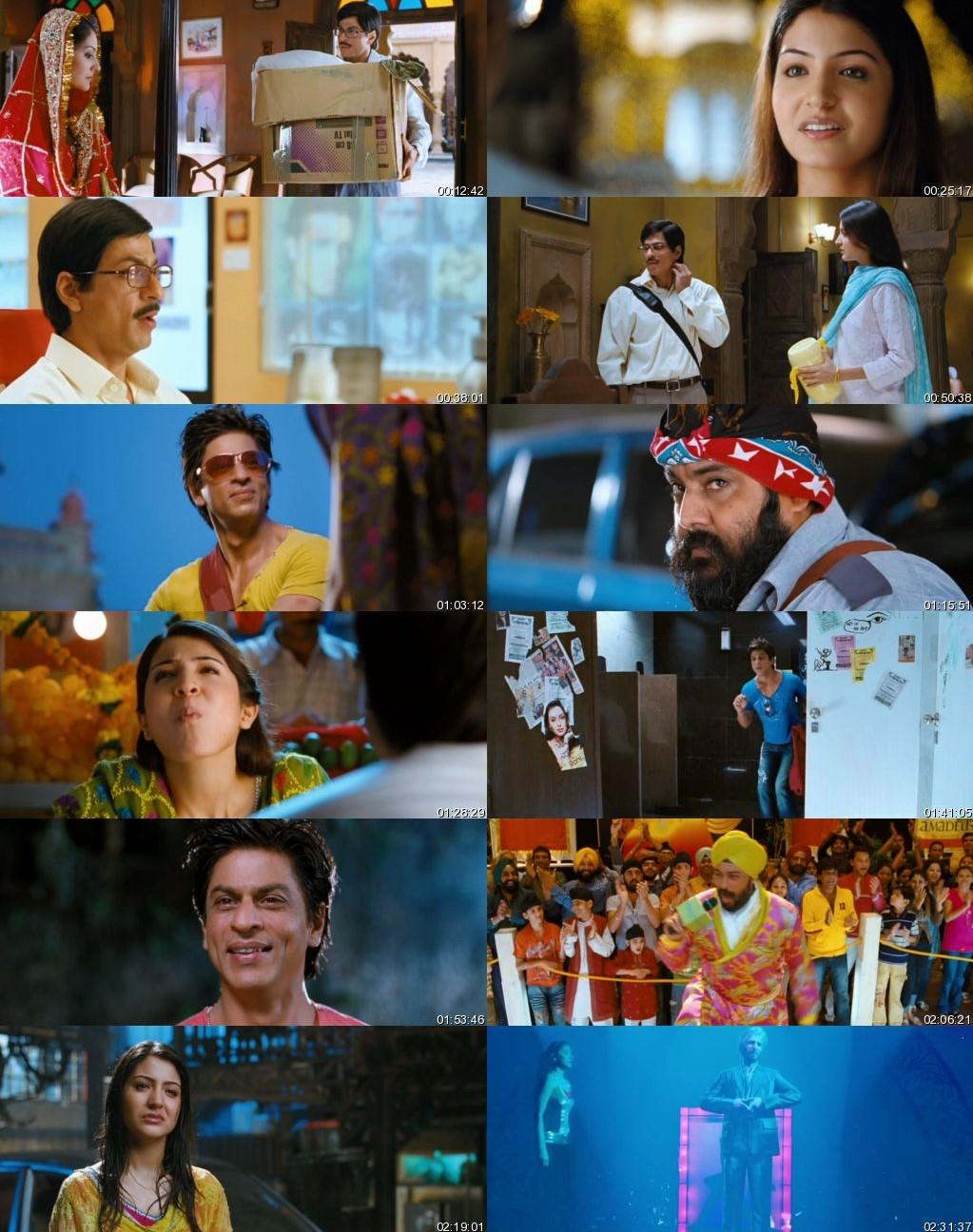 Rab Ne Bana Di Jodi 2008 Full Hindi Movie Download