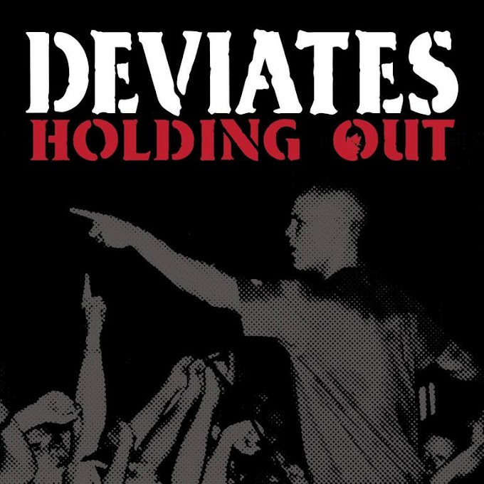 "Deviates stream new album ""Holding Out"""