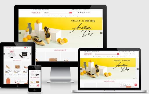Template blogspot bán hàng thời trang, balo, túi xách 2020 - Ảnh 1