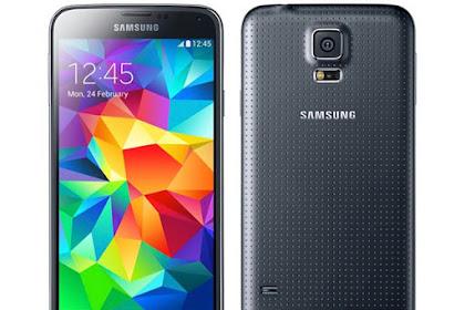 Cara Flash Samsung Galaxy S5 Menggunakan Odin