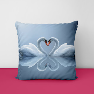 white cushion covers
