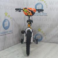 16 pacific hot shot glossy sepeda anak bmx