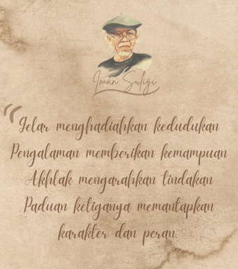 kumpulan quotes dari saad pamungkas literasi jember iman suligi pustakawan