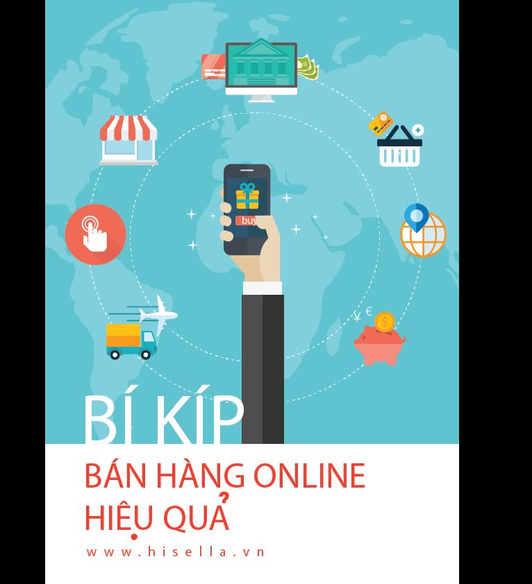 Share Ebook - [Sổ tay bán hàng] Bí kíp bán hàng online hiệu quả
