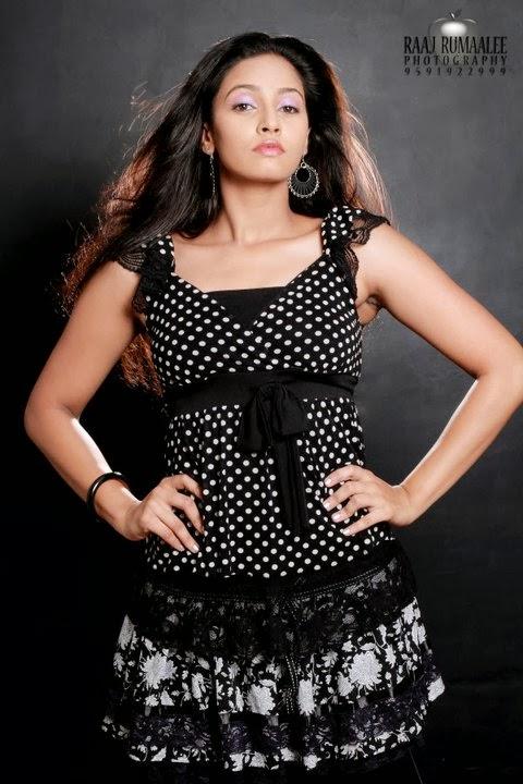Fashion Shoot With hot Srimali Fonseka stills | Lanka