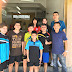 Atletas da Seleção Chilena de Tênis de Mesa participam de clínica em Registro-SP
