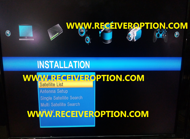 ECHOLINK EL-5300 HD RECEIVER DUMP FILE