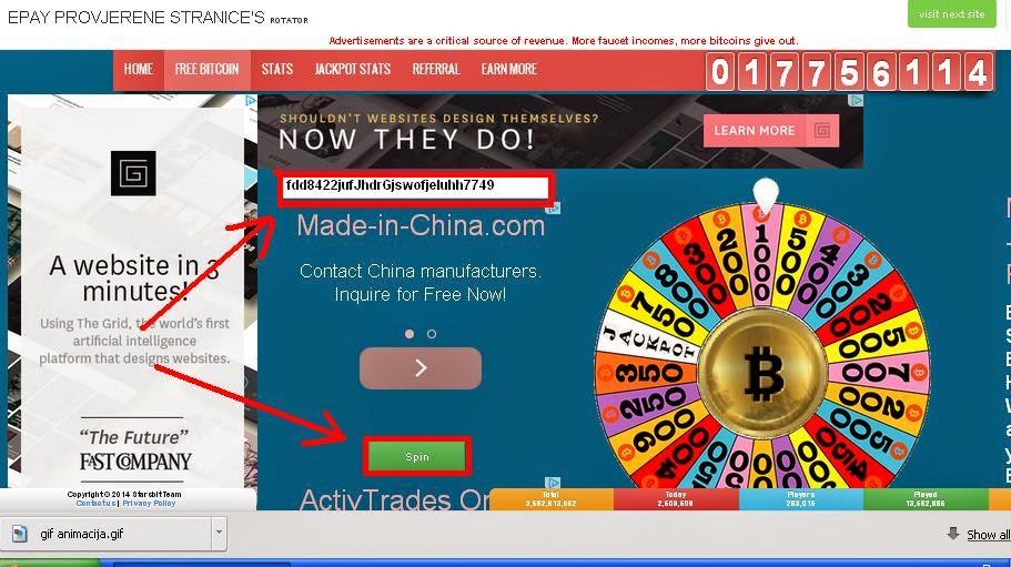 koja je najbolja web lokacija za ulaganje u bitcoin koji zarađuje na bitcoinima