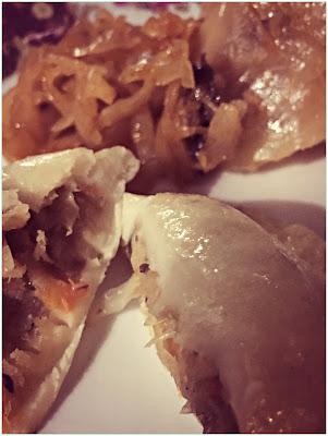 Polish dumplings from Polish Village Bread