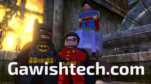 تحميل لعبة lego batman للكمبيوتر مجانا كاملة