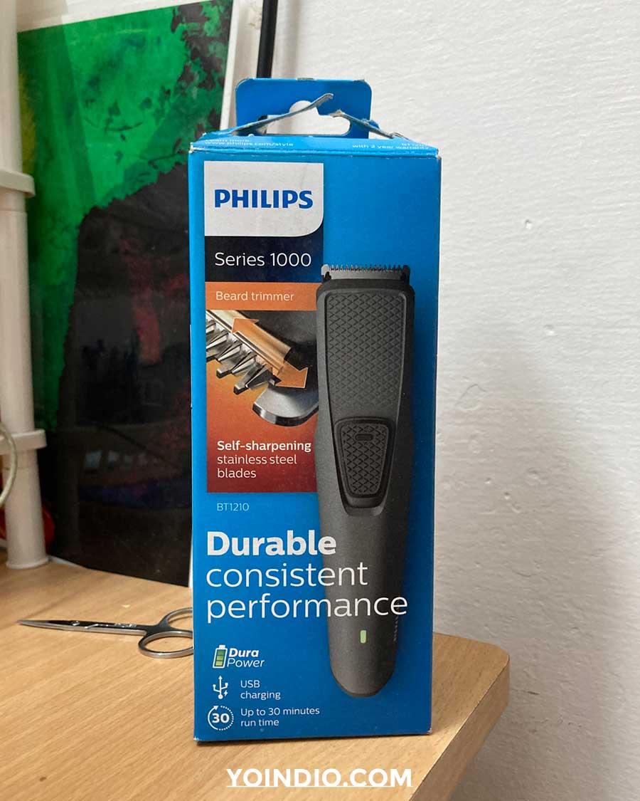 Philips Trimmer BT1210