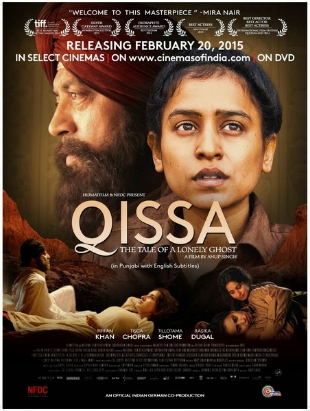 Qissa: The Tale of a Lonely Ghost (2015) ταινιες online seires oipeirates greek subs