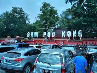 Bareng-bareng Wisata ke Sam Poo Kong Semarang
