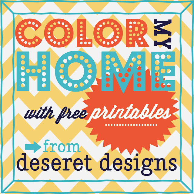 color+my+home Color My Home with FREE Printables {Color My Home Summer Blog Series} 11