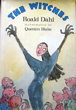 The Witches by Roald Dahl book