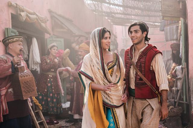 review aladdin 2019 film dinanti