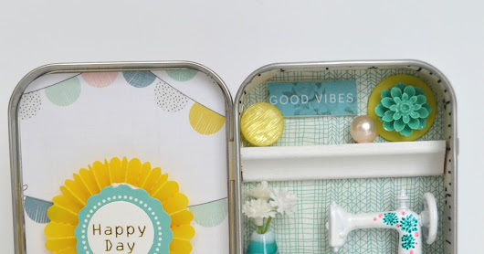 Tiny Tin Sewing Room Thanksgiving Giveaway Winner!