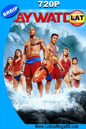 Baywatch Guardianes de la Bahía UNRATED (2017) Latino HD 720p ()