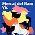 La il·lustradora Olga Capdevila és l'autora del cartell del Mercat del Ram 2018