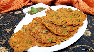 Besan ka Cheela or Indian pancake or gram flour pancake or vegetarian omelette call it... whatever you want.