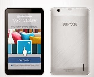SunnyCube V7, Android Tablet - Dual Core for Php1700!