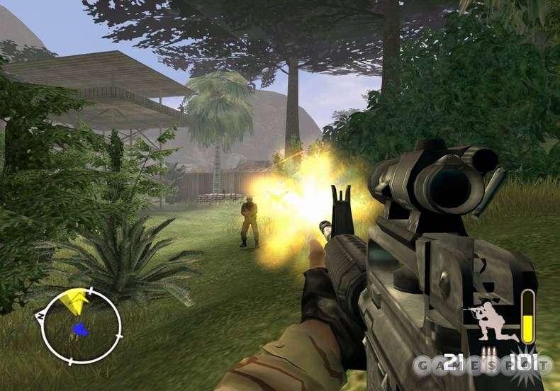 Delta Force Black Hawk Down Full Version PC Game Free Download - FREE PC DOWNLOAD GAMES