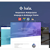 Hala - Creative Multi-Purpose WordPress Theme free download