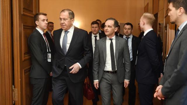 Rusia advierte a OTAN que acabe con el fantasma de la amenaza rusa