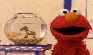 Elmo's World Horses