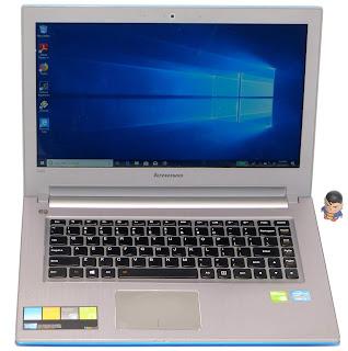 Laptop Lenovo Z400 Core i5 Double VGA Second