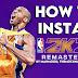 HOW TO INSTALL THE NBA 2K21 REMASTERED by Mahmood, TheMochna, Gojosensei