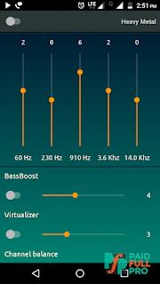 PowerAudio Pro Music Player Paid APK
