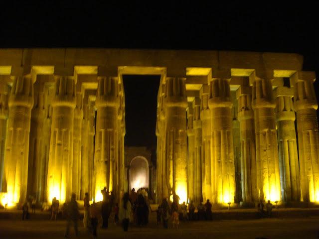 Luksor Tapınağı, Mısır