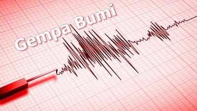 Lombok NTB Diguncang 66 Kali Gempa Bumi