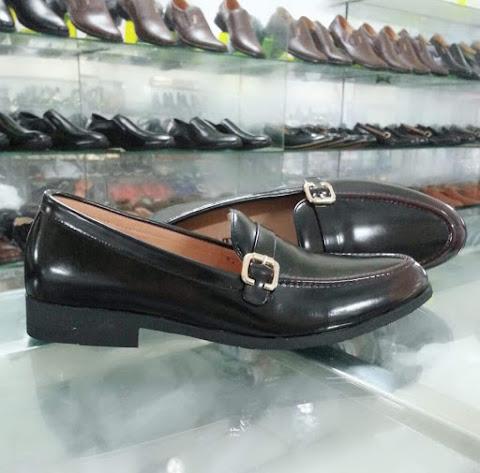 Giày lười nam chất lượng cao kiểu Hàn Quốc