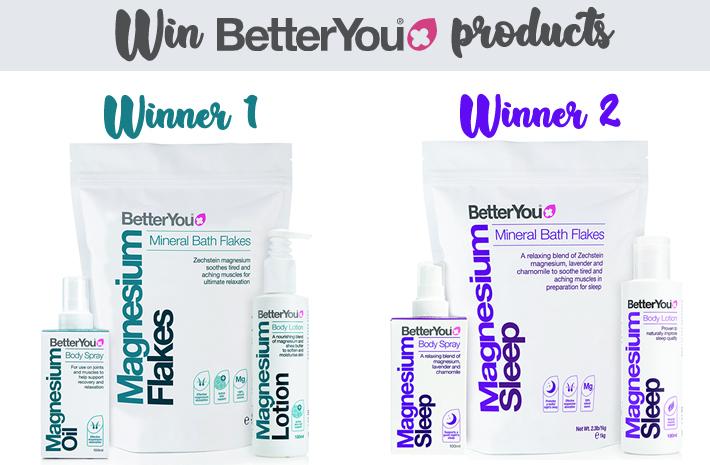 Win BetterYou Product Bundles