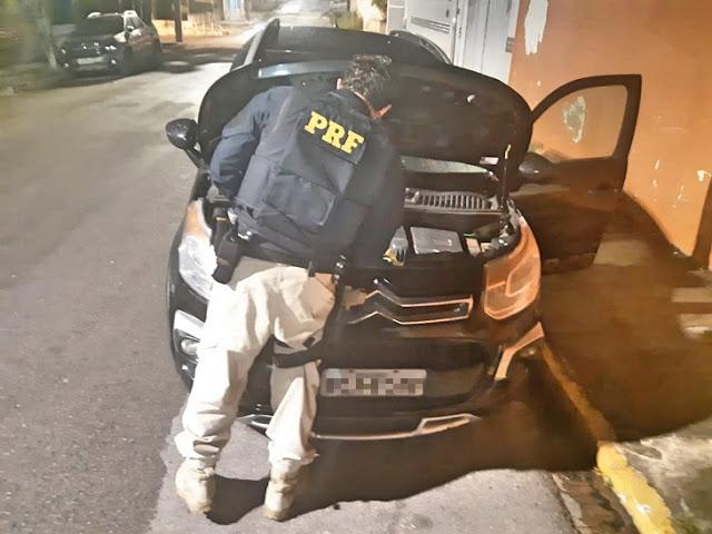 JOVEM É DETIDO APÓS COMPRAR CARRO ROUBADO POR R$9 MIL EM CARUARU
