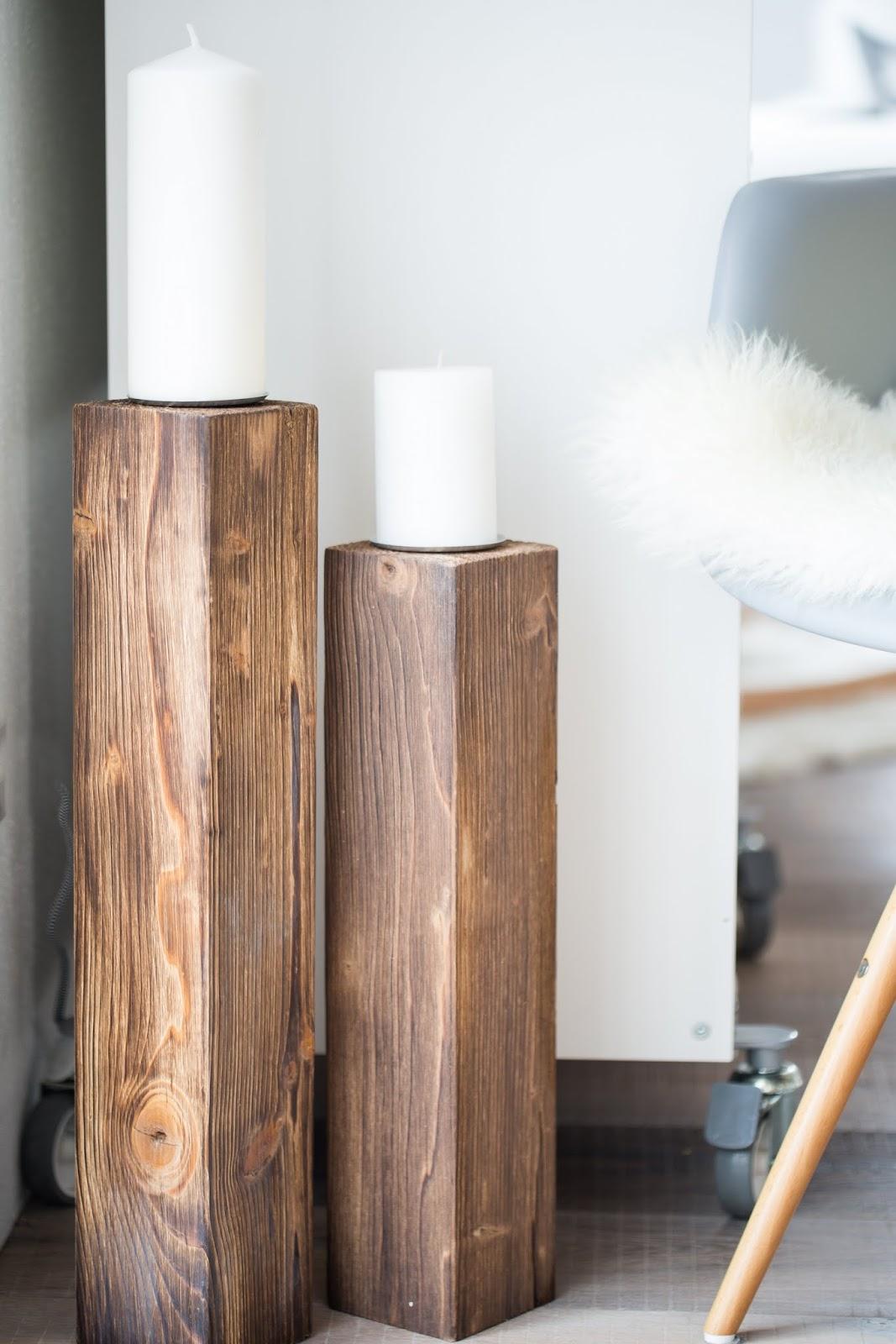 rums mit kerzenst nder pomponetti. Black Bedroom Furniture Sets. Home Design Ideas