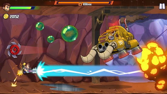 Jetpack Joyride 2 Bullet Rush Screenshot