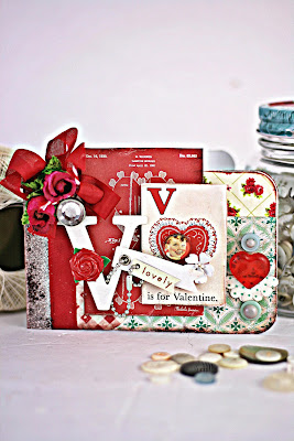 Cherry's Jubilee Cards - Valentine's Day