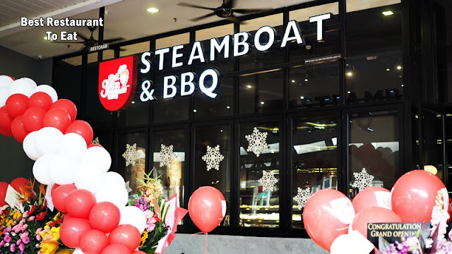 Pak John Steamboat And BBQ @IOI City Mall Putrajaya