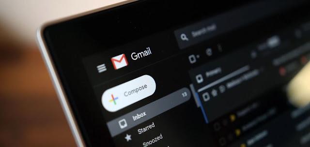 Pembaruan Aplikasi Gmail untuk iOS dengan Mode Gelap
