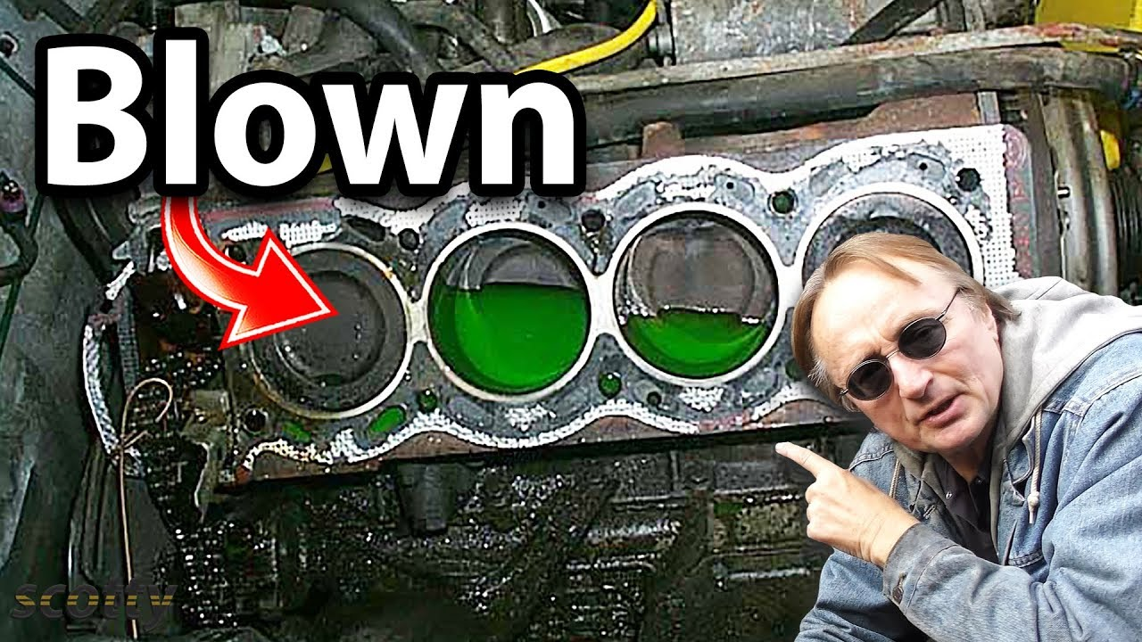 What are the Blown Head Gasket Symptoms