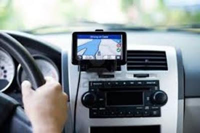 Memilih GPS Navigasi