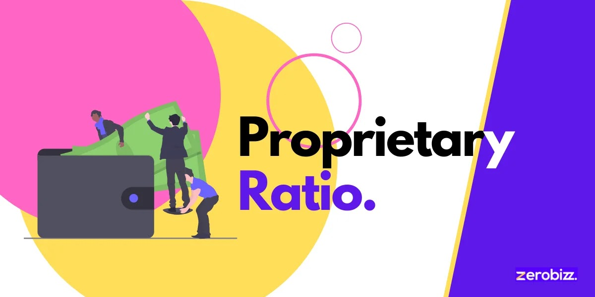 how to calculate proprietary ratio step by step guide with formula by zerobizz
