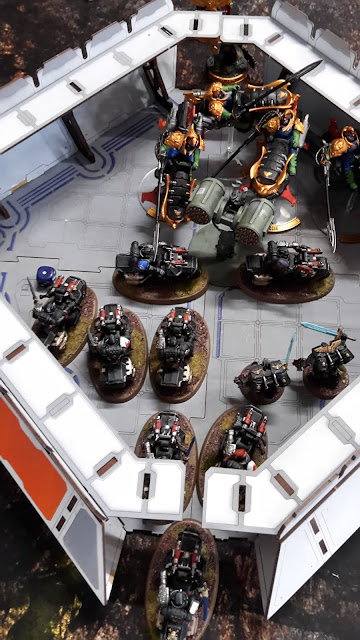 St Andrews wargaming: Dark Artisan Open ITC Tournament: Game