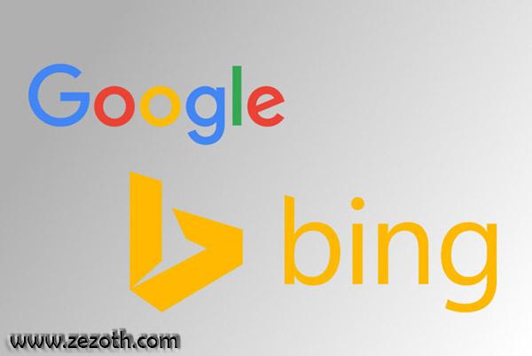 مميزات محرك بحث بينج وتفوقه علي العملاق جوجل